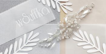 wSuffka to Biżuteria ślubna i koktajlowa ręcznie robiona.