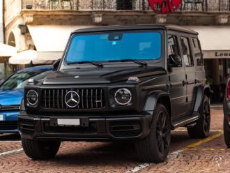 Mercedes-Benz AMG G63 W463 G-klasa 575KM Auto za MILION ZŁOTYCH!,  Szczecin