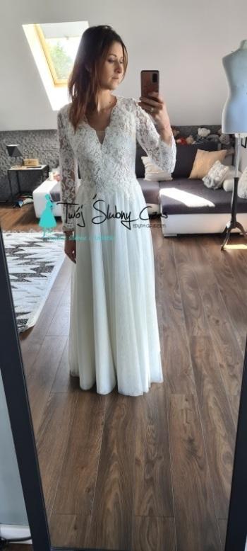 Szycie sukni ślubnych na miarę - Twój Ślubny Czas, Salon sukien ślubnych Jordanów