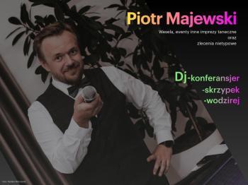 Note Hat. Dj-prowadzenie imprez ,konferansjer ,skrzypek show etc., DJ na wesele Bełchatów