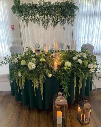 Kwiaciarnia I.Nowik - dekoracja kościoła, sali, Dekoracje ślubne Czeladź