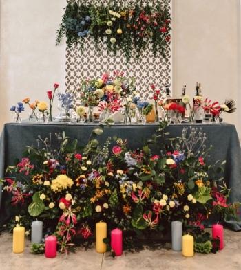 JAK Z OBRAZKA - kwiaty i dekoracje  śluby, wesela, florystyka, Dekoracje ślubne Stary Sącz