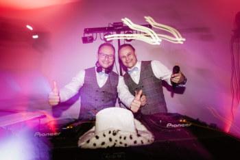 DJ Silent & DJ Roben - Duet z Pasją na Wasze Wesele, DJ na wesele Starogard Gdański