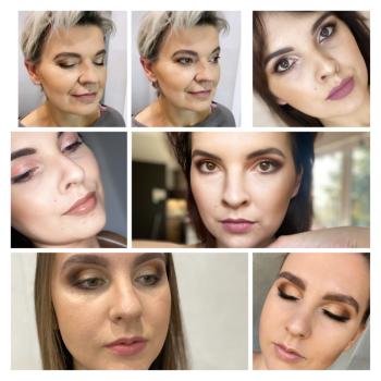 Make Up Katarzyna Szafrańska, Makijaż ślubny, uroda Bieżuń