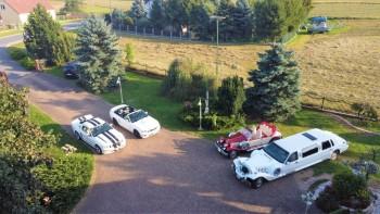 Limuzyna excalibur nestor baron ford mustang shelby cabrio  retro, Samochód, auto do ślubu, limuzyna Gdańsk