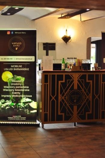 Mobilny Drink Bar - Wirtuozi Baru, Barman na wesele Lubsko