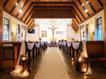 WEDDINGvase florystyka & dekoracje ślubne, Dekoracje ślubne Jastrzębia Góra