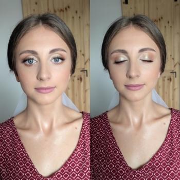 Makijaż i fryzura|z dojazdem GRATIS|, Makijaż ślubny, uroda Mikołów