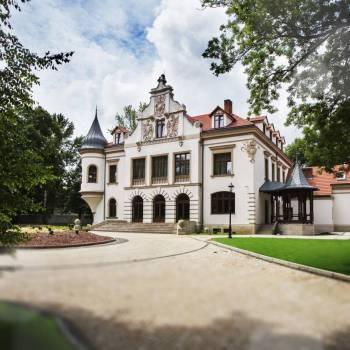 Pałac Polanka wesele w pałacu nocleg restauracja, Sale weselne Kańczuga