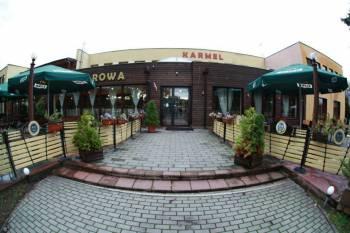 Hotel Karmel wesele restauracja noclegi 200 osób, Sale weselne Tykocin