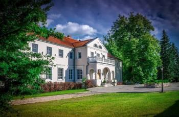 Dwór Kaliszki sala weselna restauracja hotel, Sale weselne Węgorzewo