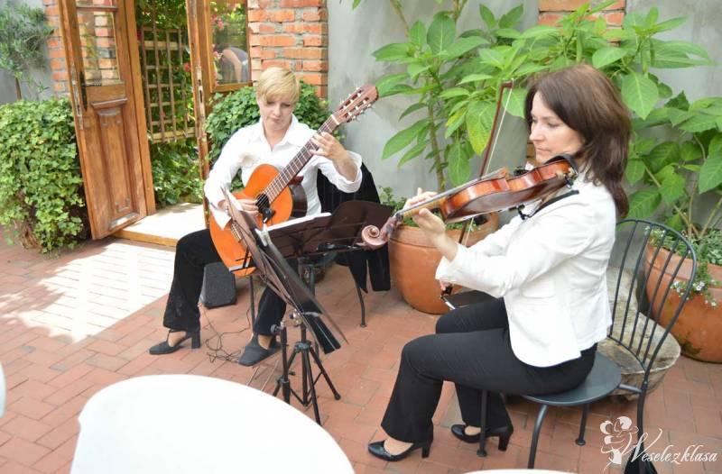 Skrzypce i gitara klasyczna - Music Arte Duo zaprasza, Warszawa - zdjęcie 1