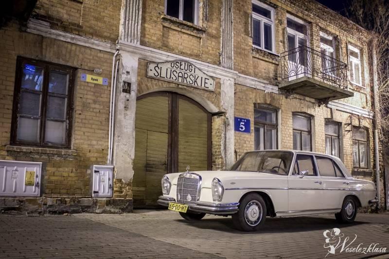 Klasykiem Mercedes S- klasa do ŚLUBU ! HIT SEZONU, Legionowo - zdjęcie 1