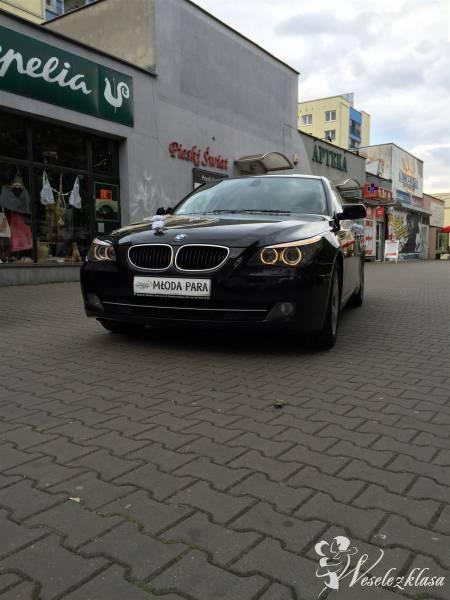 Auto Do Ślubu Limuzyna BMW 5 e60 LCI, Będzin - zdjęcie 1