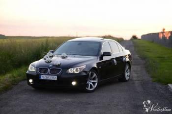 Samochód do wynajęcia - BMW 535d, Samochód, auto do ślubu, limuzyna Racibórz