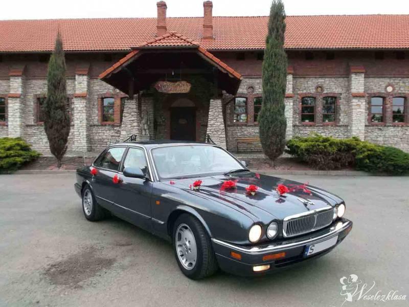 Jaguar samochód auto do ślubu na wesele , Katowice - zdjęcie 1