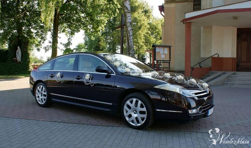 CITROEN C6, limuzyna prezydenta Francji, Toruń - zdjęcie 1