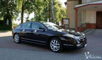 CITROEN C6, limuzyna prezydenta Francji, Samochód, auto do ślubu, limuzyna Lipno