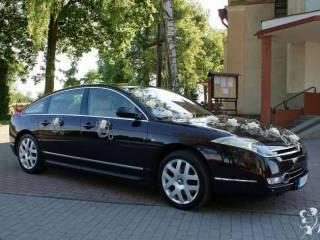CITROEN C6, limuzyna prezydenta Francji,  Toruń