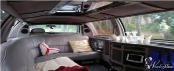 LIMUZYNA LINCOLN dluga 8,5m barek comfort ZOBACZ , Samochód, auto do ślubu, limuzyna Wolin