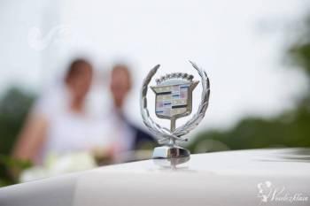 Cadillac'iem do ślubu , Samochód, auto do ślubu, limuzyna Dolsk