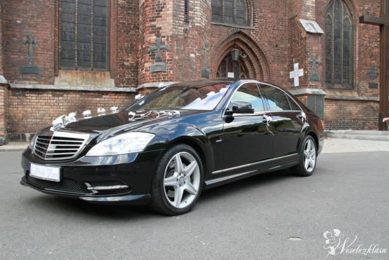Auto do Ślubu Mercedes S Klasa S-Klasa, Słupsk - zdjęcie 1