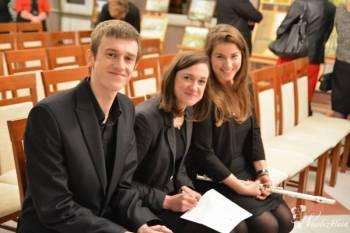 Organy, wokal, flet poprzeczny, gitara, skrzypce, Oprawa muzyczna ślubu Radom