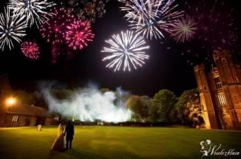 Pokaz pirotechniczny FAJERWERKI na wesele, Pokaz sztucznych ogni Kostrzyn nad Odrą
