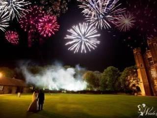 Pokaz pirotechniczny FAJERWERKI na wesele, Pokaz sztucznych ogni Ośno Lubuskie