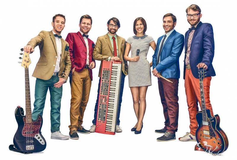 Zespół na wesele Grajmofon, Wrocław - zdjęcie 1