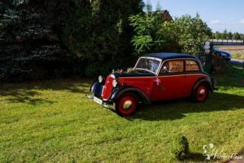 Zabytkowy samochód do ślubu, Samochód, auto do ślubu, limuzyna Łódź