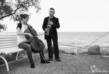 Profesjonalna oprawa muzyczna Sax & Cello , Oprawa muzyczna ślubu Jastrzębia Góra