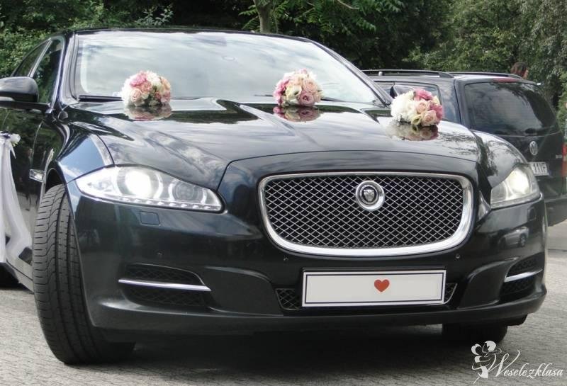 Auta do ślubu Jaguar XJL & Mercedes ML350  wolne terminy 2020, Poznań - zdjęcie 1