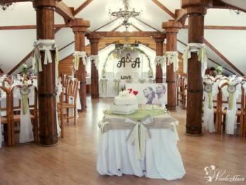 Wyjątkowy wystrój sali weselnej, Dekoracje ślubne Pieńsk