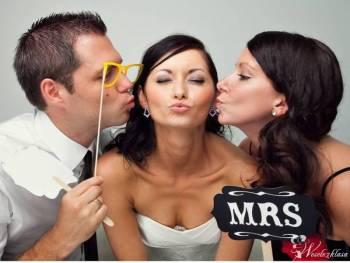Foto-budka wynajem foto-budki, Fotobudka, videobudka na wesele Bieżuń