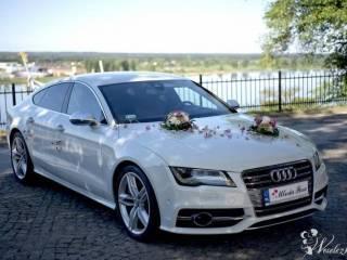 Auta do Ślubu AUDI S7, BMW X6 !,  Płock