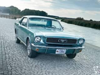 Mustang 1966,  Konin