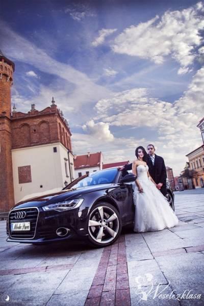 Audi A6 Wynajem samochodu na wesele, Radgoszcz - zdjęcie 1