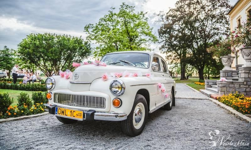 Auto do ślubu - *Warszawa* najpiękniejsza*zjawiskowa*zabytkowa*, Wołów - zdjęcie 1