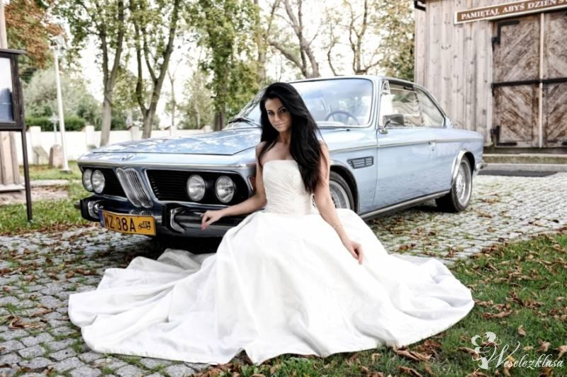 Tender wynajmie do ślubu przepiękne BMW E9 1972r 3.0 CSi Fjord Blue, Święcice - zdjęcie 1