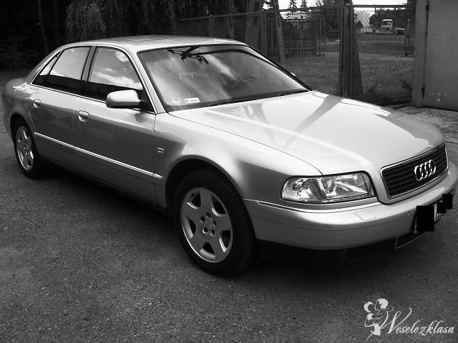 Tanio zawiozę do ślubu,wesele samochodem Audi A8 4, Międzyrzec Podlaski - zdjęcie 1