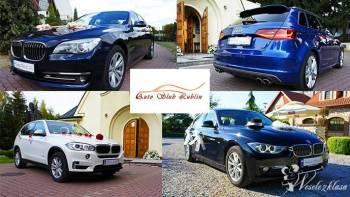 Samochody do ślubu Najnowsze BMW X5,7,3 i Audi S3, Samochód, auto do ślubu, limuzyna Poniatowa