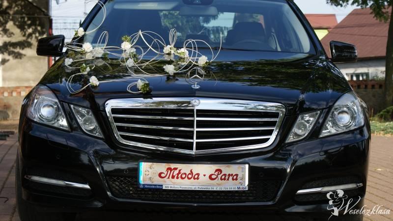 Mercedes E do ślubu, Siedlce - zdjęcie 1