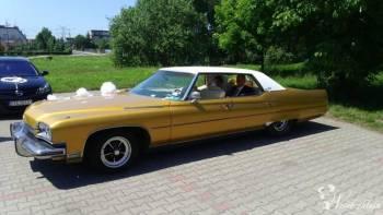 Klasyki z Ameryki, Samochód, auto do ślubu, limuzyna Toszek