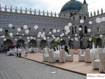 Zespół Zamkowo - Parkowy w Krasiczynie, Sale weselne Krasiczyn