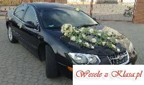 Chrysler 300 M do ślubu, Białystok - zdjęcie 1