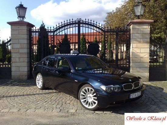 Limuzyna do wynajęcia BMW 7, Tarnowskie Góry - zdjęcie 1