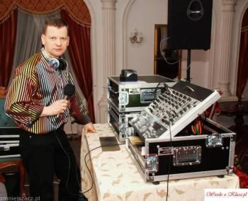 DJ prezenter wodzirej na wesele, DJ na wesele Wąsosz