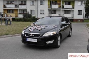 Zawiozę do ślubu - Ford Mondeo - Transport Gości Weselnych, Samochód, auto do ślubu, limuzyna Bartoszyce
