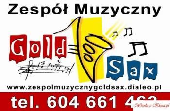 Zespół Muzyczny GOLD SAX,, Zespoły weselne Kłodawa